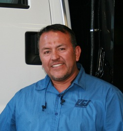 Rene Madrid Fleet and Equipment Manager